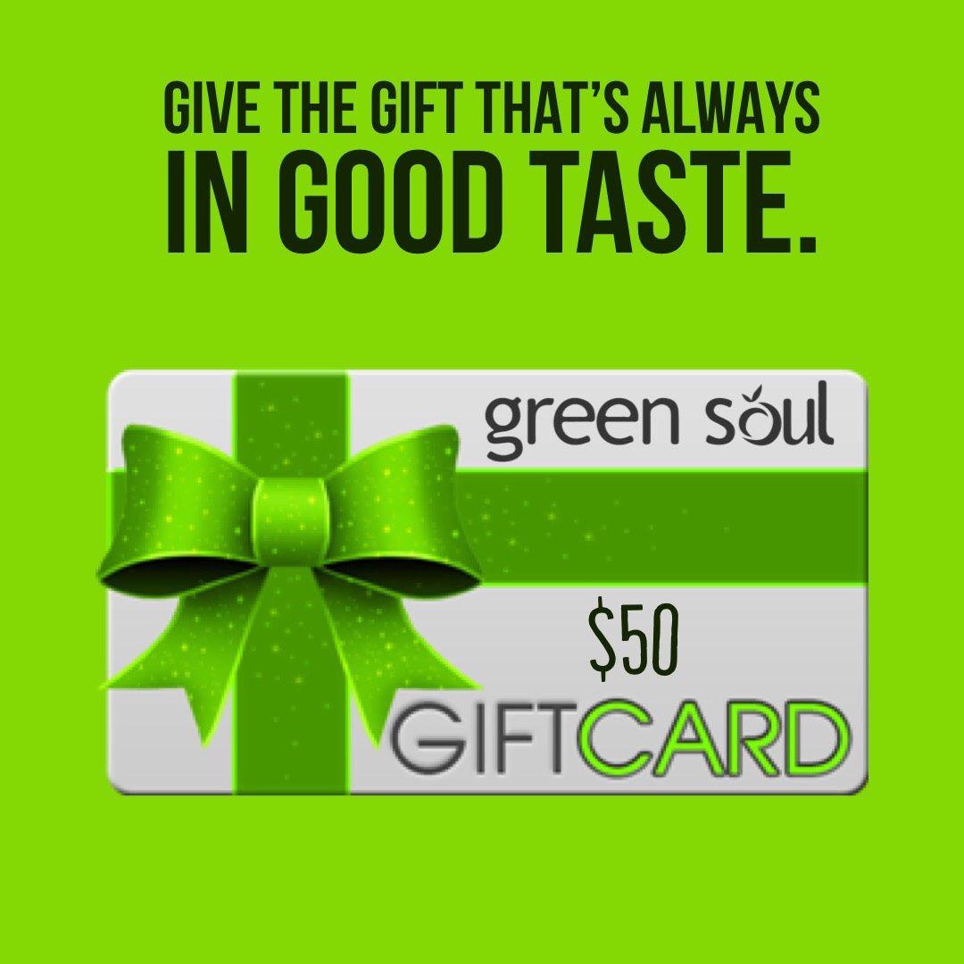Green Soul Gift Card